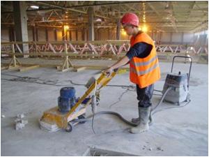Broušení betonu