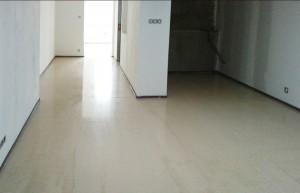 Anhydritová podlah