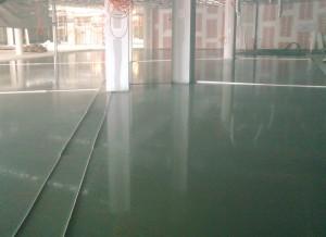 DM podlahy_cementove lite podlahy_Galerie Santovka Olomouc (2)